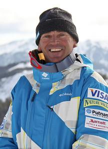 Scott Rawles 2011-12 U.S. Moguls Ski Team Photo: Eric Schramm
