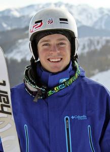 Brad Wilson 2011-12 U.S. Moguls Ski Team Photo: Eric Schramm