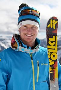 Landon Gardner 2011-12 U.S. Moguls Ski Team Photo: Eric Schramm