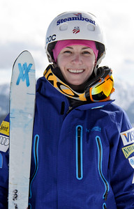 Eliza Outtrim 2011-12 U.S. Moguls Ski Team Photo: Eric Schramm