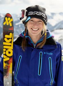 Hannah Kearney 2011-12 U.S. Moguls Ski Team Photo: Eric Schramm