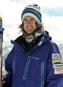 Shane Cordeau 2011-12 U.S. Moguls Ski Team Photo: Eric Schramm