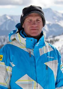 Harald Marbler 2011-12 U.S. Moguls Ski Team Photo: Eric Schramm