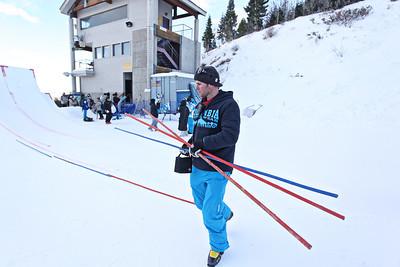 Eric Bergoust U.S. Ski Team Selections NorAm aerials at Utah Olympic Park in Park City, Utah. Photo: Sarah Brunson/U.S. Ski Team