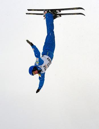 2011 U.S. Ski Team Aerials Selections - UOP