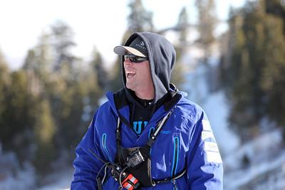 Matt Saunders December 3, 2011 Freestyle Aerials Training Sarah Brunson/U.S. Ski Team
