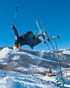 2011 Moguls Jump Camp at the UOP Photo: Bill Connell