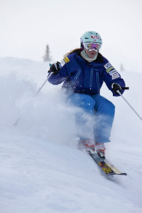 KC Oakley 2011 U.S. Freestyle Moguls training at Wolf Creek Photo © Eric Schramm Image may be used for editorial purposes only.