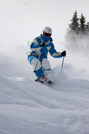 2011 Moguls Training - Wolf Creek, CO