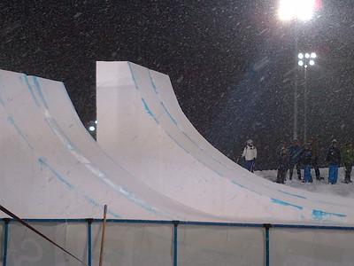 2012 FIS Freestyle World Cup Aerials - Kreischberg, Austria