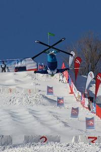 FIS Freestyle World Cup Moguls in Beida Lake, China Patrick Deneen Photo © Garth Hagar/U.S. Ski Team