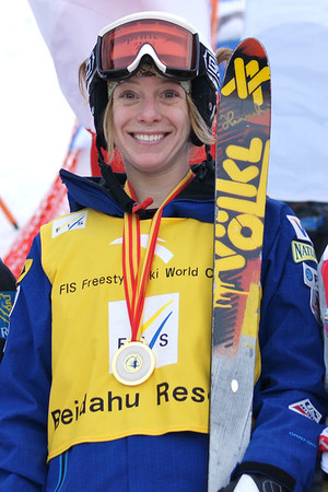 2012 FIS Freestyle World Cup Moguls - Beida Lake, China