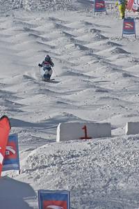 FIS Freestyle World Cup Moguls in Beida Lake, China Brittany Loweree Photo © Garth Hagar/U.S. Ski Team