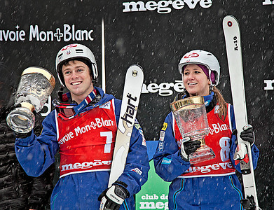 2012 FIS Freestyle World Cup Moguls Finals - Megeve, France