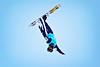 Nevin Brown<br /> 2012 Columbia Super Contintental Cup <br /> Freestyle Aerials at the Utah Olympic Park<br /> Friday, December 21, 2012<br /> Photo: Sarah Brunson/U.S. Ski Team