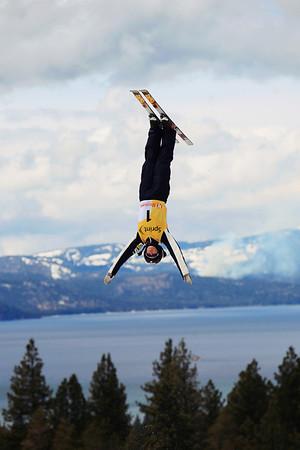 2013 Sprint U.S. Freestyle Championships - Heavenly Resort, California