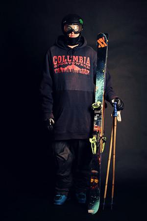 Dylan Ferguson for Freeskier Magazine