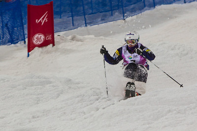 Moguls Olympic Test Event, Sochi, Russia