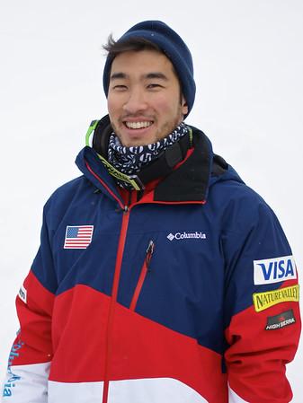 2014-15 U.S. Freestyle Moguls Ski Team - headshots and team photos