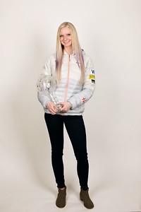 Kiley McKinnon  2015 FIS Freestyle Aerials Overall winner Photo: USSA