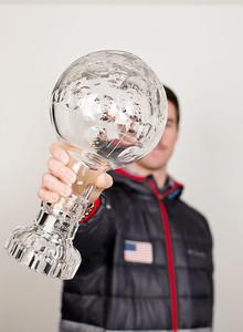 Mac Bohonnon 2015 FIS Freestyle Aerials Overall winner Photo: USSA