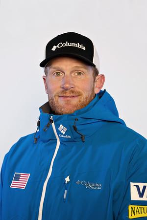 2015-16 U.S. Freestyle Ski Team headshots & Team photos