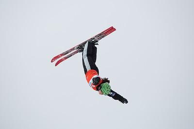 Samantha Wells Aerials 2016 FIS Visa Freestyle International World Cup - Deer Valley Photo: U.S. Ski Team