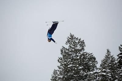 Oleksandr Abramenko Aerials 2016 FIS Visa Freestyle International World Cup - Deer Valley Photo: U.S. Ski Team