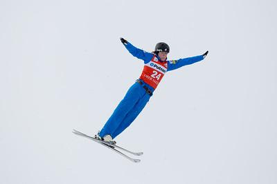 Morgan Northrop Aerials 2016 FIS Visa Freestyle International World Cup - Deer Valley Photo: U.S. Ski Team