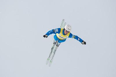 Ashley Caldwell Aerials 2016 FIS Visa Freestyle International World Cup - Deer Valley Photo: U.S. Ski Team