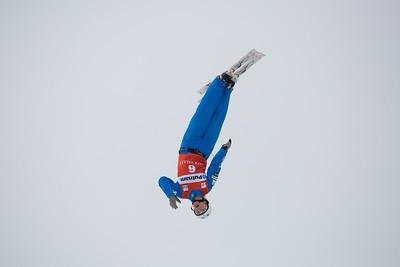 Kiley McKinnon Aerials 2016 FIS Visa Freestyle International World Cup - Deer Valley Photo: U.S. Ski Team