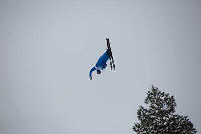 Harrison Smith Aerials 2016 FIS Visa Freestyle International World Cup - Deer Valley Photo: U.S. Ski Team