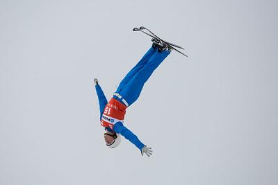 Madison Olsen Aerials 2016 FIS Visa Freestyle International World Cup - Deer Valley Photo: U.S. Ski Team