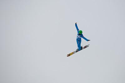 Xindi Wang Aerials 2016 FIS Visa Freestyle International World Cup - Deer Valley Photo: U.S. Ski Team