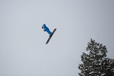 Chris Lillis Aerials 2016 FIS Visa Freestyle International World Cup - Deer Valley Photo: U.S. Ski Team