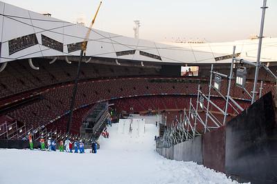 FIS Freestyle Aerials World Cup - Beijing, China Photo: Greg Heuer/U.S. Ski Team