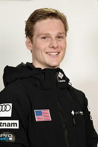Joel Hedrick 2016-17 U.S. Freestyle Moguls Ski Team Photo: U.S. Ski Team