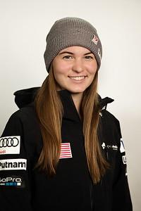 Madison Olsen 2016-17 U.S. Freestyle Aerials Ski Team Photo: U.S. Ski Team