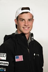 Zach Surdell 2016-17 U.S. Freestyle Aerials Ski Team Photo: U.S. Ski Team