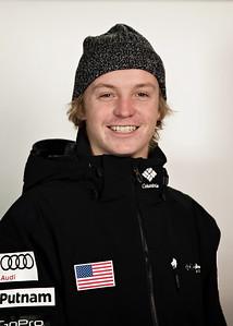 Nik Seemann 2016-17 U.S. Freestyle Aerials Ski Team Photo: U.S. Ski Team