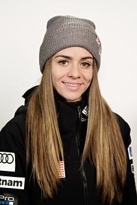 Kaitlyn Harrell 2016-17 U.S. Freestyle Moguls Ski Team Photo: U.S. Ski Team