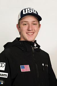 Harrison Smith 2016-17 U.S. Freestyle Aerials Ski Team Photo: U.S. Ski Team