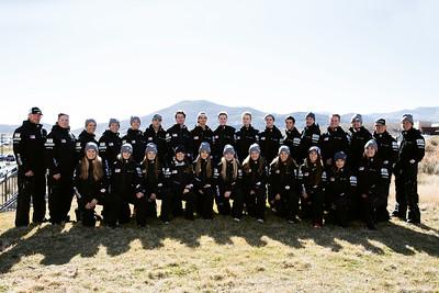 2016-17 U.S. Freestyle Moguls Ski Team Photo: U.S. Ski Team