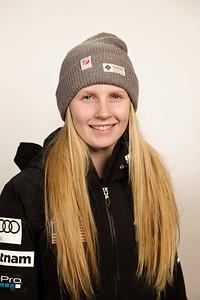 Hannah Soar 2016-17 U.S. Freestyle Moguls Ski Team Photo: U.S. Ski Team