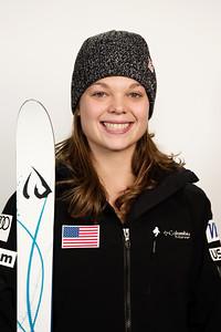 Ashley Caldwell 2016-17 U.S. Freestyle Aerials Ski Team Photo: U.S. Ski Team