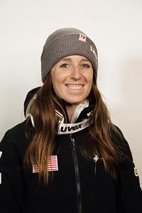 Mikaela Matthews 2016-17 U.S. Freestyle Moguls Ski Team Photo: U.S. Ski Team