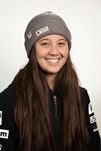 Kira Tanghe 2016-17 U.S. Freestyle Aerials Ski Team Photo: U.S. Ski Team