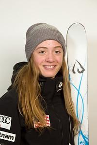 Olivia Giaccio 2016-17 U.S. Freestyle Moguls Ski Team Photo: U.S. Ski Team