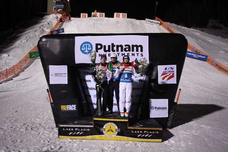 Aerials<br /> 2017 Putnam Freestyle World Cup at Lake Placid<br /> Photo © Chad Bucholz/FIS