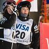 Keaton McCargo and Jaelin Kauf<br /> Dual Moguls<br /> 2017 Visa Freestyle International World Cup at Deer Valley<br /> Photo © Steven Earl